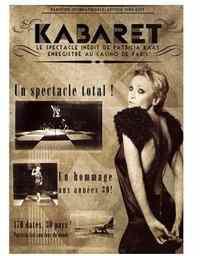 Patricia Kaas Kabaret