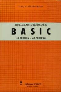 Açıklamalar ve Çözümleri ile Basic