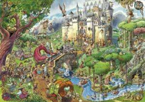 Heye Puzzle Fairy  ...