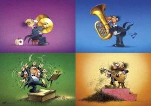 Musicians (Mini Pu ...