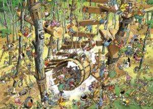 Heye Puzzle Climbi ...