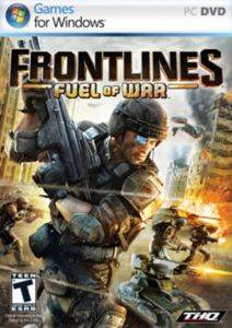 Frontlines Fuel Of War (PC DVD)