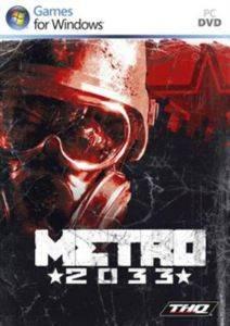 Metro 2033 (PC DVD)