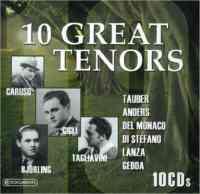 10 Great Tenors