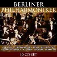 Berliner Philharmoniker-10 Cd Box Set