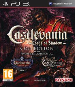 Castlevaniz Lorde Of Shadow Collection PS3