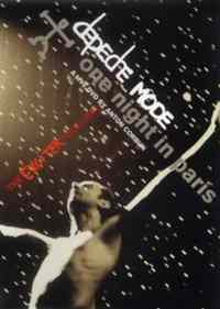 "DVD/DEPECHE MODE ""2 DVD""ONE NIGHT IN PARIS - THE EXCITER TOUR 2001"