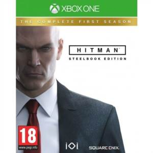Hitman Complete Season<br/>Steelbook Edt