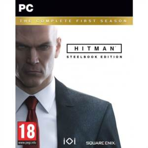 Hitman Complete Season<br/>Stellbook Edt