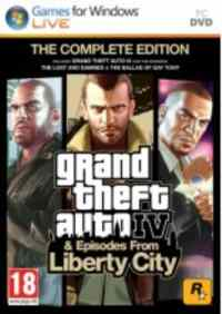 GTA 4 Complete Edition