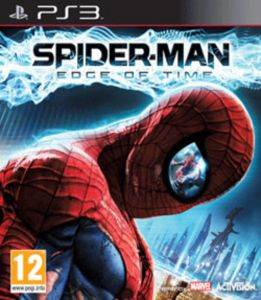 PS3 Spider-Man Edge of Time