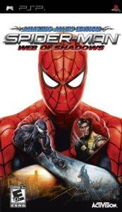 Spider-Man Web Of Shadows (PSP)