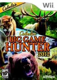 Wii Big Game Hunte ...