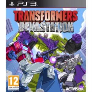 Transformers Devas ...
