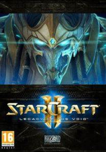 Starcraft 2 Legacy Of <br/>The Void