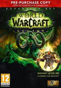 World Of Warcraft - <br/>Legion
