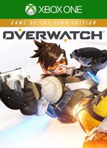 Xbox One Overwatch <br/>Goty