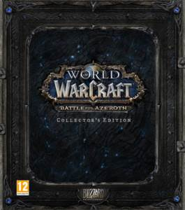 World Of Warcraft Battle For Azeroth CE