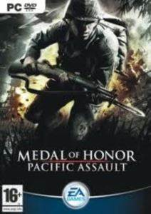 Medal Of Honor Pasific Assault
