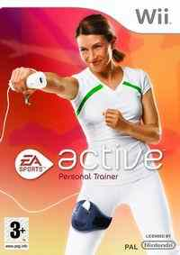 Wii EA Sports Active Personal Trainer