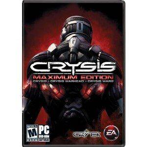 Crysis Maxsimum Edition (PC Oyun)