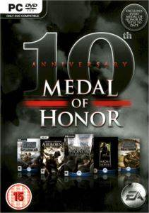 Medal Of Honor 10 Anniversary