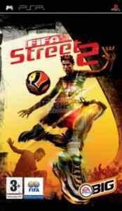 Fifa Street 2 (PSP ...