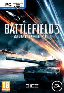 Battlefield 3 Armored Kill (PC DVD)