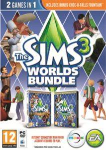 The Sims 3 Worlds Bundle PC