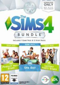 The Sims 4 Bundle Pack<br/>1