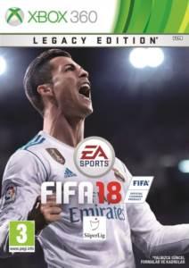 X360 Fifa 18 Legacy <br/>Edition