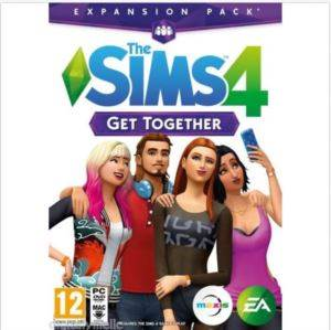 The Sims 4 Get Tog ...