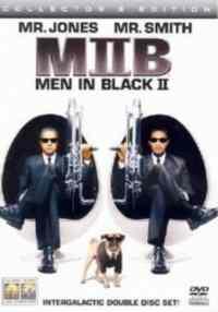 Man In Black Dvd