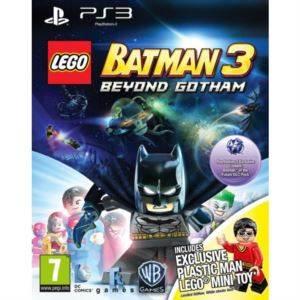 Lego Batman 3 Toy Edition