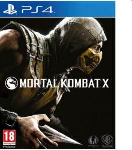 Mortal Kambat X