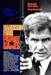 Tehlikeli Oyunlar-Patriot Games