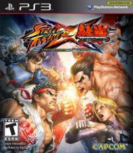 PS3 Street Fighter & Tekken