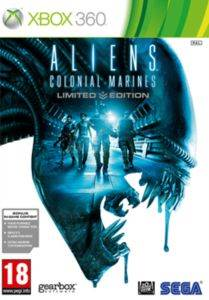 Aliens Colonial Marines (X BOX 360)