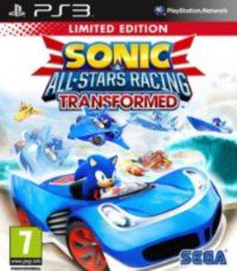 Sonic&All Stars Racing (PS3)