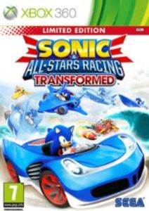 Sonic All Stars Racing Transformed Limited Ed. (XBOX 360)