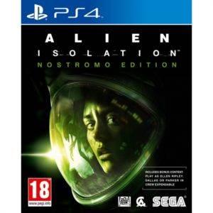 PS4 Alien Isolation Nostromo Edt