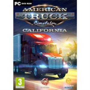 American Truck <br/>Simulator Cal ...