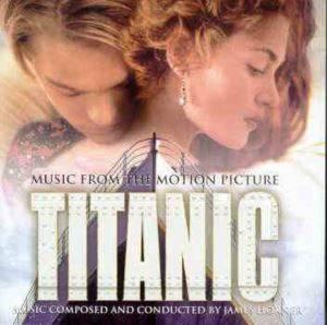 Ost/Titanic Cd