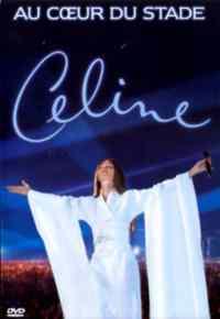 DVD/CELINE DION-AU COEUR  ...
