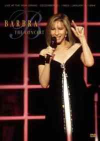 Barbara Streisand The Concert