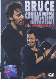 DVD/BRUCE SPRINGSTEEN-IN  ...