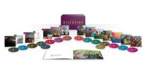 The Discovery Boxset