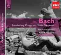 Yehudi Menuhin / Gemini - Bach - Brandenburg And Violin Concertos