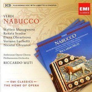 Opera Series: Verdi Nabuc ...