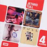Jethro Tull 4 Cd Box Set